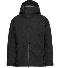 jacket parka jacka svart ea7
