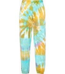 aries pantalone no problemo in cotone tie dye
