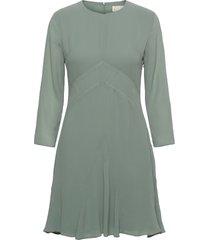 pauline short dresses everyday dresses grön fall winter spring summer