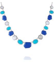t tahari women's summer chic statement necklace