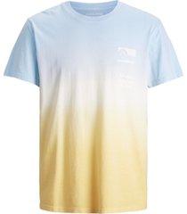 jack & jones men's aloha tie dye t-shirt