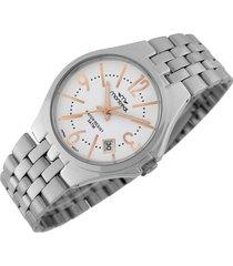 reloj plata montreal style