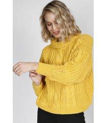 sweater margot amarillo eclipse