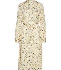 marilla dress knälång klänning gul lovechild 1979