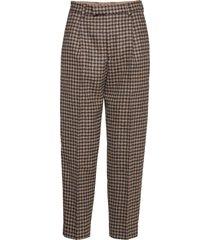 alta trouser byxa med raka ben multi/mönstrad hope