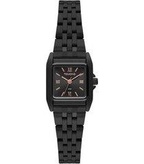 relógio touch unissex fino preto twvj21ag/4p twvj21ag/4p