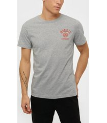 morris corby tee t-shirts & linnen grey