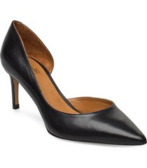pumps 4581 shoes heels pumps classic svart billi bi