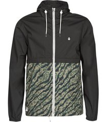 windjack volcom howard hooded