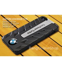 bmw 760 twinpower turbo engine cover iphone 7/7+/6/6s/6+/6s+/5/5s/5c/4/4s case