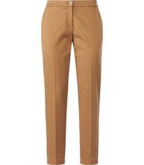 enkellange modern fit-broek model maron van brax feel good bruin