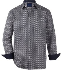 overhemd babista blauw::grijs