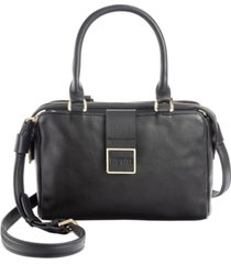 kenneth cole new york christie leather satchel