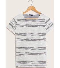 camiseta en punto gris 14