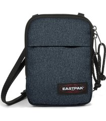 "handtasje eastpak mini buddy ""double denim"""