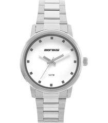 relógio mormaii loyal masculino