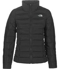 donsjas the north face women's stretch down jacket