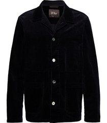 hampus shirt jacket blazer kavaj blå oscar jacobson