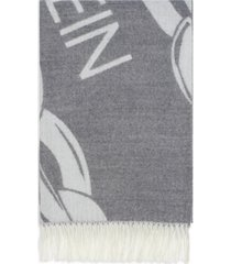calvin klein signature chain blanket scarf