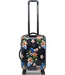 herschel supply co. small trade 23-inch rolling suitcase -