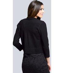 kofta alba moda svart