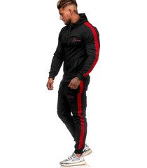 one redox joggingpak heren - rood 3392