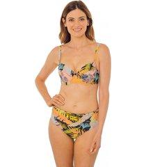 bikini sostén mediterráneo rosa ac mare