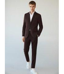 super slim-fit pantalon