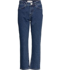 yuki raka jeans blå custommade