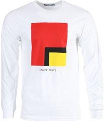 an l's worth long-sleeve t-shirt