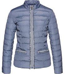 giacca di jeans trapuntata (blu) - bpc selection