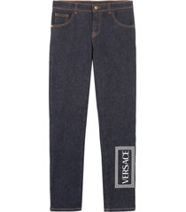 young versace 5-pocket jeans