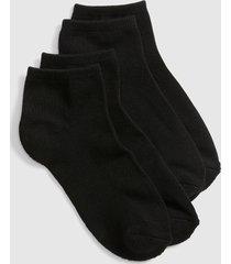 lane bryant women's 2-pack sport socks onesz black