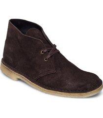 desert boot desert boots snörskor brun clarks originals