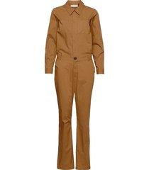 eclipse suit jumpsuit brun pieszak