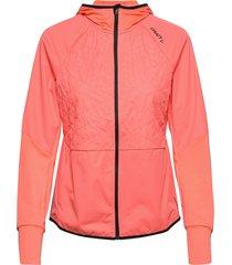 adv warm tech jkt w outerwear sport jackets rosa craft