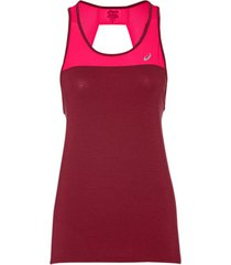 top asics loose strappy tank women