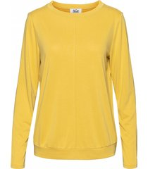 &co woman shirt lola geel