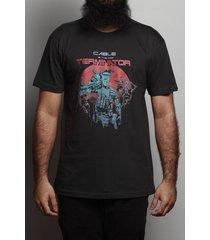 camiseta cable terminator