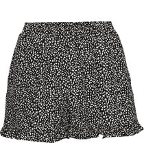 melville shorts shorts flowy shorts/casual shorts svart designers, remix