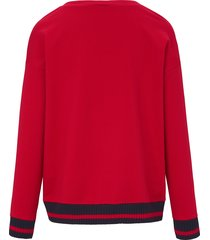 sweatshirt van margittes rood