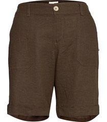 pzbianca shorts shorts chino shorts grön pulz jeans