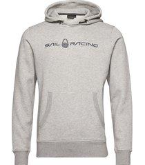 bowman hood hoodie trui grijs sail racing