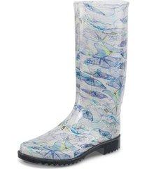 botas de lluvia gisli lila para mujer croydon