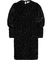 rubina velvet dress dresses sequin dresses svart by malina