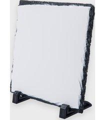 ramka na zdjęcia kamienna - 18x18 cm (gładka, bez nadruku)