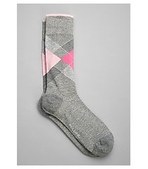 jos. a. bank argyle patterned socks