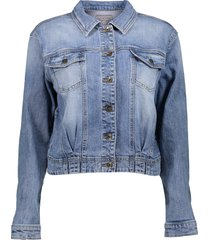 geisha 15011-10 810 jeansjacket blue denim