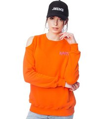 bluza nasty orange