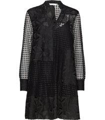 affair dress korte jurk zwart holzweiler